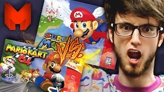 The BEST N64 Games? Super Mario 64 Vs Mario Kart 64 - Madness
