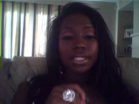 Intro to Model/Video Vixen Christina Carter aka CandyGirlCeCe Video