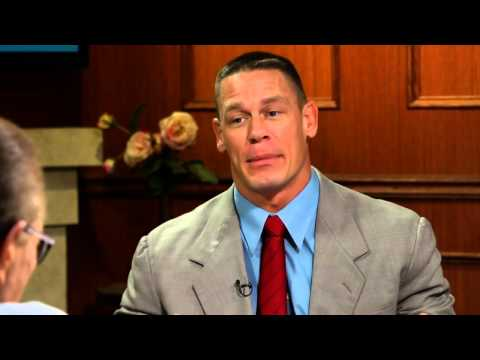 Hulk Hogan At WrestleMania 30? | John Cena | Larry King Now - Ora TV