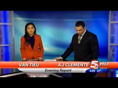 Bismarck KFYR News Anchor Accidentally Curses On Air