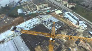 Star Of Bosphorus Datacenter İnşaatı Video I 29/12/2015