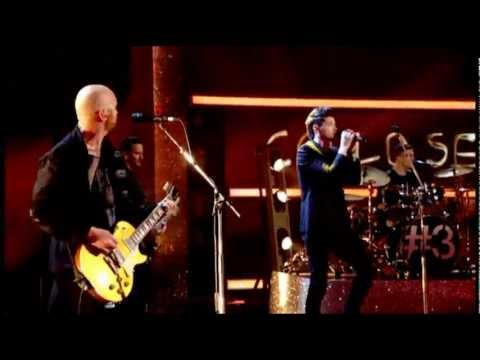 The Script - If You Could See Me Now (live Let's Dance For Comic Relief) video