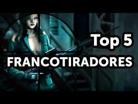 Top 5 - Francotiradores en juegos