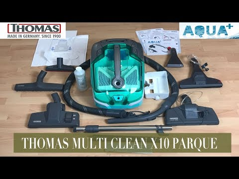 THOMAS AQUA+ MULTI CLEAN X10 PARQUET