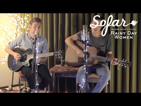 Rainy Day Women - My Poor Mind | Sofar Perth (#272)