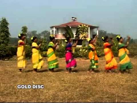 Santali Hit Video | Dare Sakam Sage Ena | Santali Traditional Song | Gold Disc video
