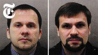How British Investigators Tracked Two Russian Hit Men | NYT - Visual Investigations