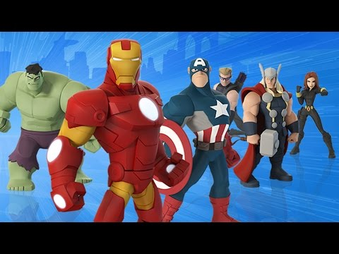 Disney Infinity: 2.0 Edition - Marvel Super Heroes - Review