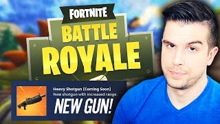 When a console pleb plays on PC...   FORTNITE: BATTLE ROYALE NEW BLITZ GAME MODE!!