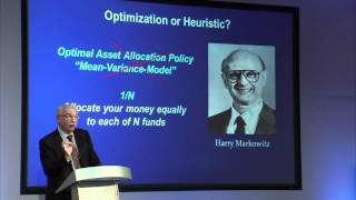 Gerd Gigerenzer: What Can Economists Know? 2/5