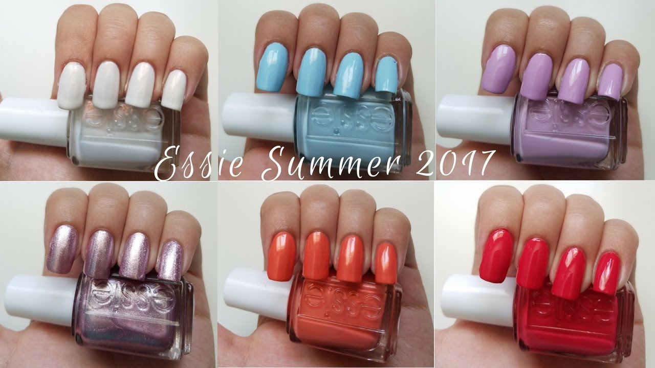 Essie Nail Color Summer 2017 – Papillon Day Spa