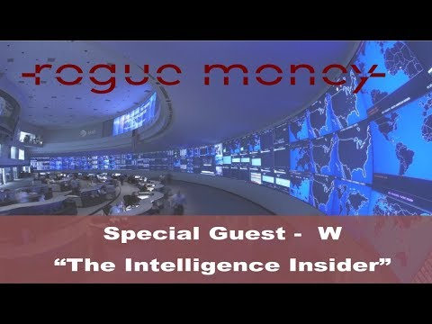 """Rogue Mornings - Special Guest - W """"The Intelligence Insider"""" (09/08/2017)"""