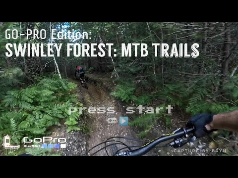 GoPro: Mountain Biking Swinley Forest: Best Red Trails Baby Maker and Off Trail Routes - GoPro
