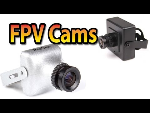 FPV Cam review: Runcam Sky and PZ0420H - setup tips. image comparison. DVR footage