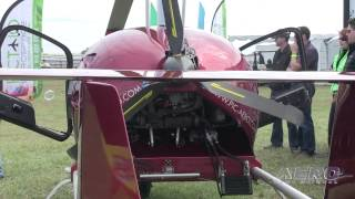 Aero-TV: Pictaio Aerospace - A Side-By-Side Gyroplane