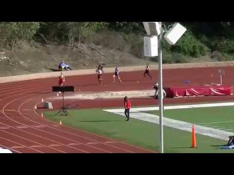 Orange County Track and Field Championships 2014 at Mission Viejo High School - Girls Varsity 4x400m