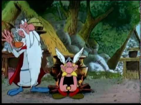 Asterix e Obelix. Filme Completo Dublado
