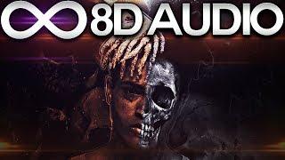 XXXTentacion - King Of The Dead ?8D AUDIO?