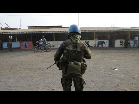 UN fired on rebels to halt advance on Goma: UN