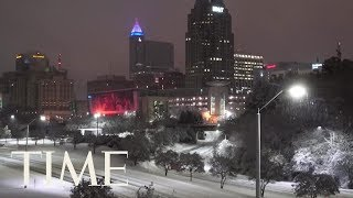 Southern United States Faces Wintry Mess In Snow Storm | TIME