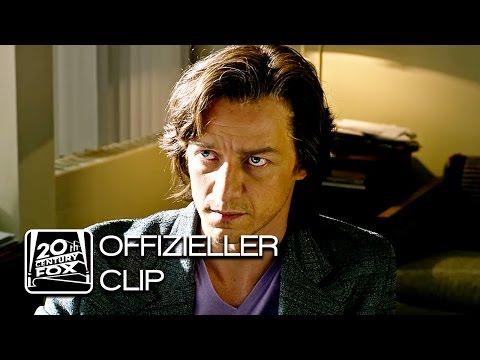 X-Men: Apocalypse   Moiras Büro   Clip Deutsch HD German (Bryan Singer)