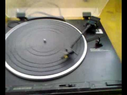 Pioneer Turntable Mod No Pl 470 Youtube