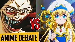 Top 5 Brutal Anime Worse Than Goblin Slayer (Rant)