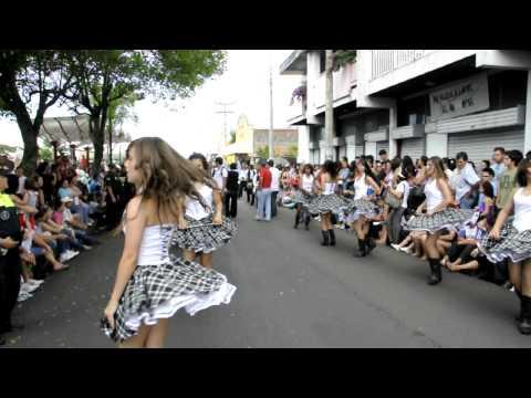 Bastoneras Vocacional  Desfiles Alajuela 15 setiembre 2011 #9842