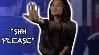 Shay Mitchell funny moments