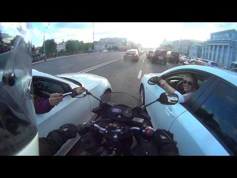 Мотоциклисты - пусечки