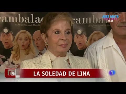 LINA MORGAN 78 Cumpleaños