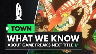 What We Hope to See from GAME FREAK's Next Title 'TOWN' at E3