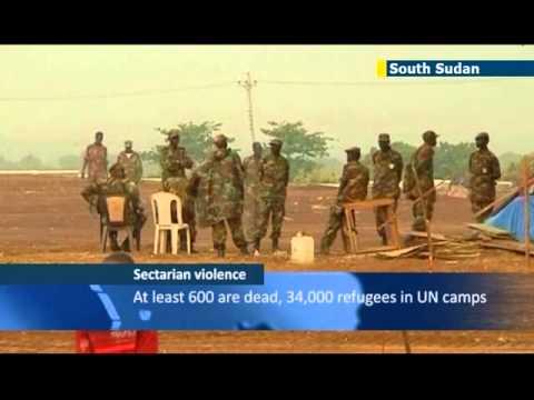 Obama warns of potential civil war in South Sudan