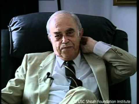 Jewish Survivor Imre Rochlitz Testimony