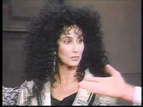 Cher and Sonny reunion on Letterman 1987