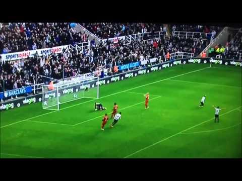 Yohan Cabaye Wonder Goal vs Liverpool
