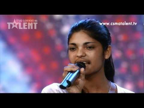 Sabrosa | ?esko Slovensko m� talent 2010