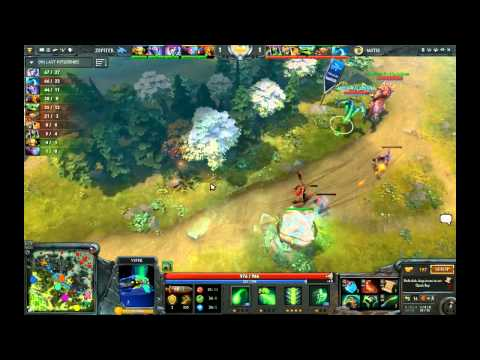 Zephyr vs MiTH – Game 1 (The Inaugural – Group A)
