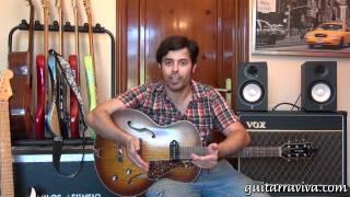 Blues  Aprende Con La Guitarra Facil Como Tocar Un Blues En Guitarra Muy Facil Aprendiz