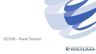 EC709 Ponti termici