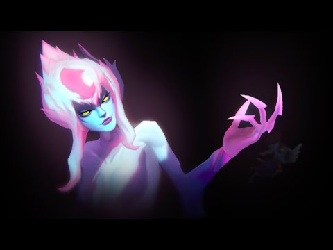 League of Legends Official Evelynn: Agony's Embrace Champion Teaser Trailer