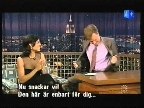 Conan O'Brien: a funny interview with  Rosario Dawson