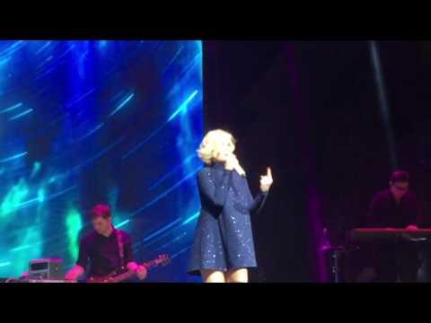 Полина Гагарина Москва 25.11.2016
