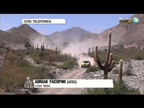 Rally Dakar 2014 - Resumen 10-01-14 (3 de 4)