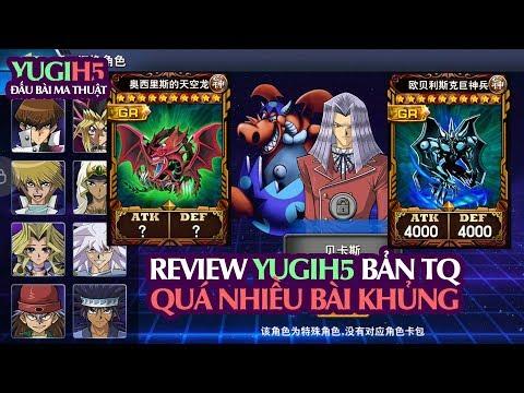 GTM YugiH5 ► REVIEW YugiH5 phiên bản Trung Quốc #1
