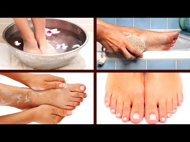 घर पर पेडीक्योर कैसे करे | How to do Pedicure at Home | Easy Steps to do Pedicure at Home