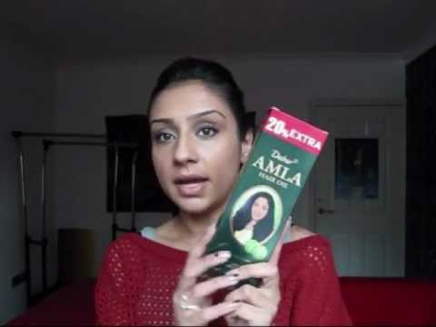 Dabur Amla Hair Oil - REVIEW    Raji Osahn
