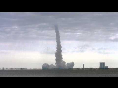 Space Shuttle Endeavor Launch