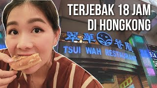 RESTO LEGENDARIS HONG KONG! || MICHIMOMO VLOG EP. 21