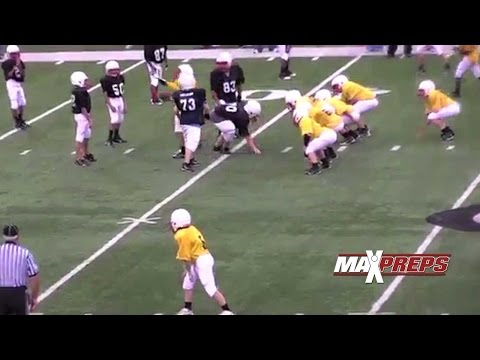 Middle School Team Pulls Off
